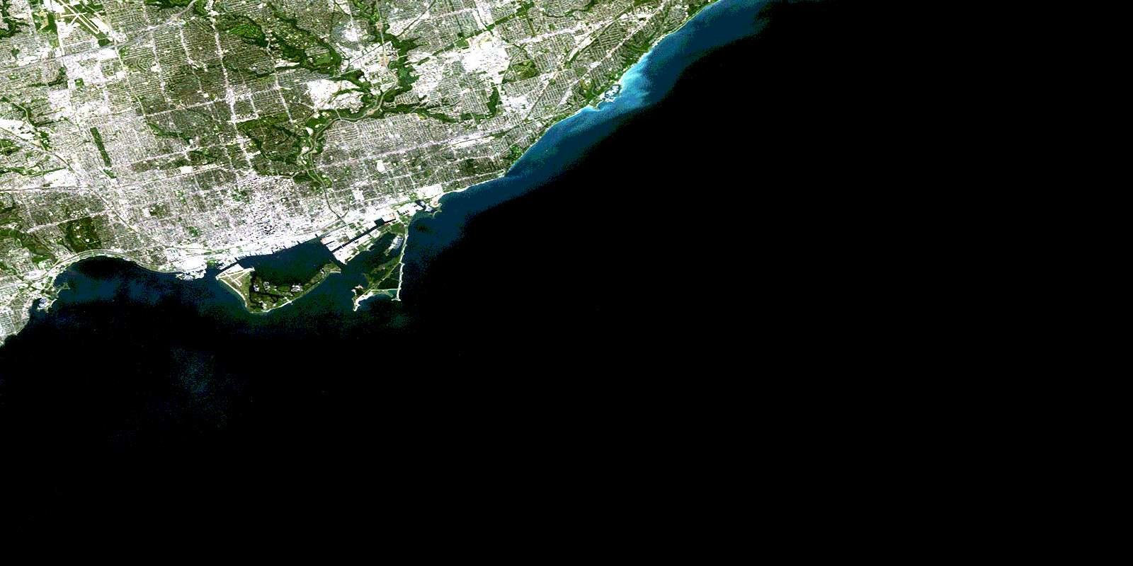 google műholdas térkép budapest Toronto műholdas térkép   Térkép Toronto műholdas (Kanada) google műholdas térkép budapest